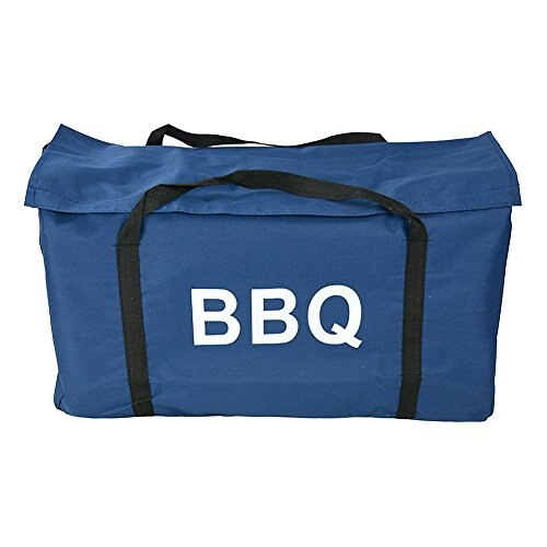 Portable BBQ Grill Waterproof Oxford Burner Storage Tote Backpack Bag
